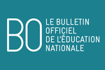 Le Bulletin officiel de l'Education Nationale