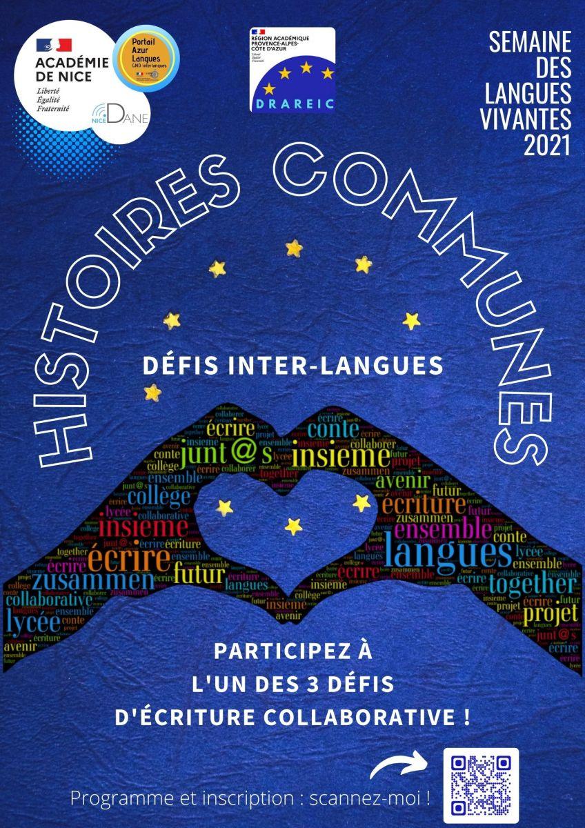 Semaine des Langues Vivantes 2021