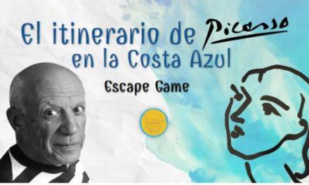 El itinerario Picasso en la Costa Azul