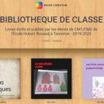 Créer un livre numérique : écrite collaborative et différenciation
