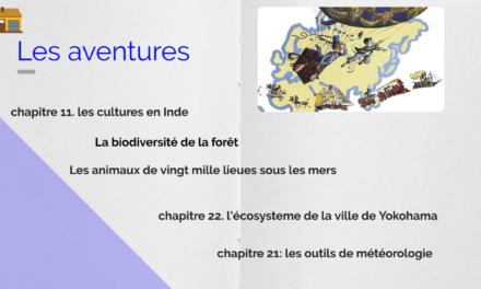 Construire un musée virtuel autour des œuvres de Jules Verne