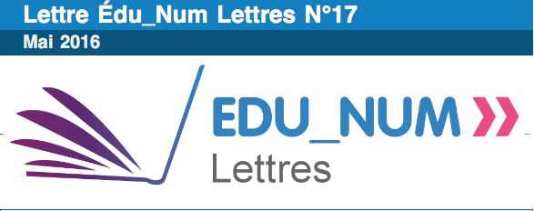 Lettre EDU_NUM n°17 de la DNE