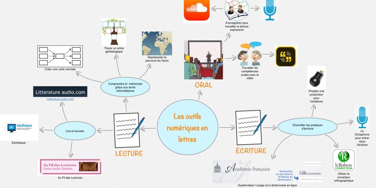 Parcours M@gistère disciplinaire : Enseigner avec une tablette en lettres
