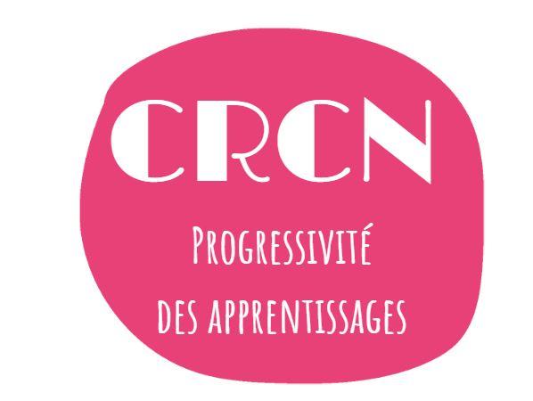 CRCN : progressivité des apprentissages