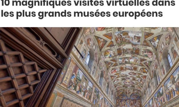 Visites virtuelles des plus grands musées en ligne