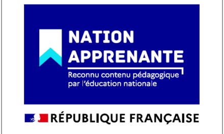 Opération Nation apprenante : tous mobilisés pour l'école à la maison !