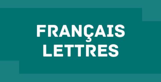 Continuité pédagogique en français-lettres