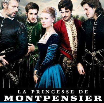 La Princesse de Montpensier, lundi 6 avril sur France2 à 14h.