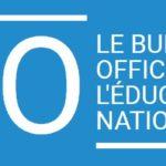 BULLETIN OFFICIEL N°21 DU 21 MAI 2020 / SPECIALITE LITTERATURE ET LCA