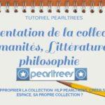 Tutoriel 1 : présentation de la collection HLP