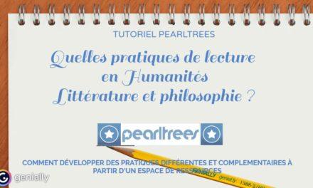 Tutoriel 3 : quelles pratiques de la lecture en HLP ?