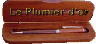 CONCOURS : LE PLUMIER D'OR