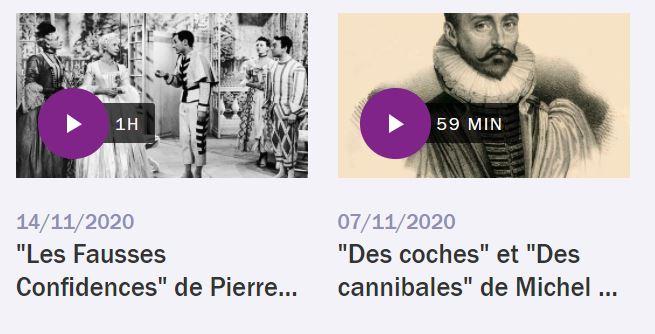 Ressources France Culture