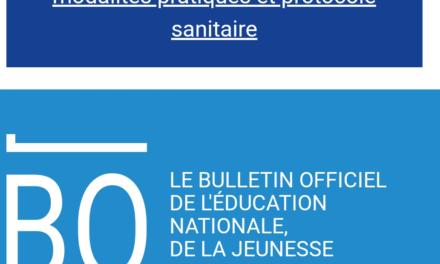 Modalités d'organisation de l'examen du baccalauréat général et technologique (session 2022)