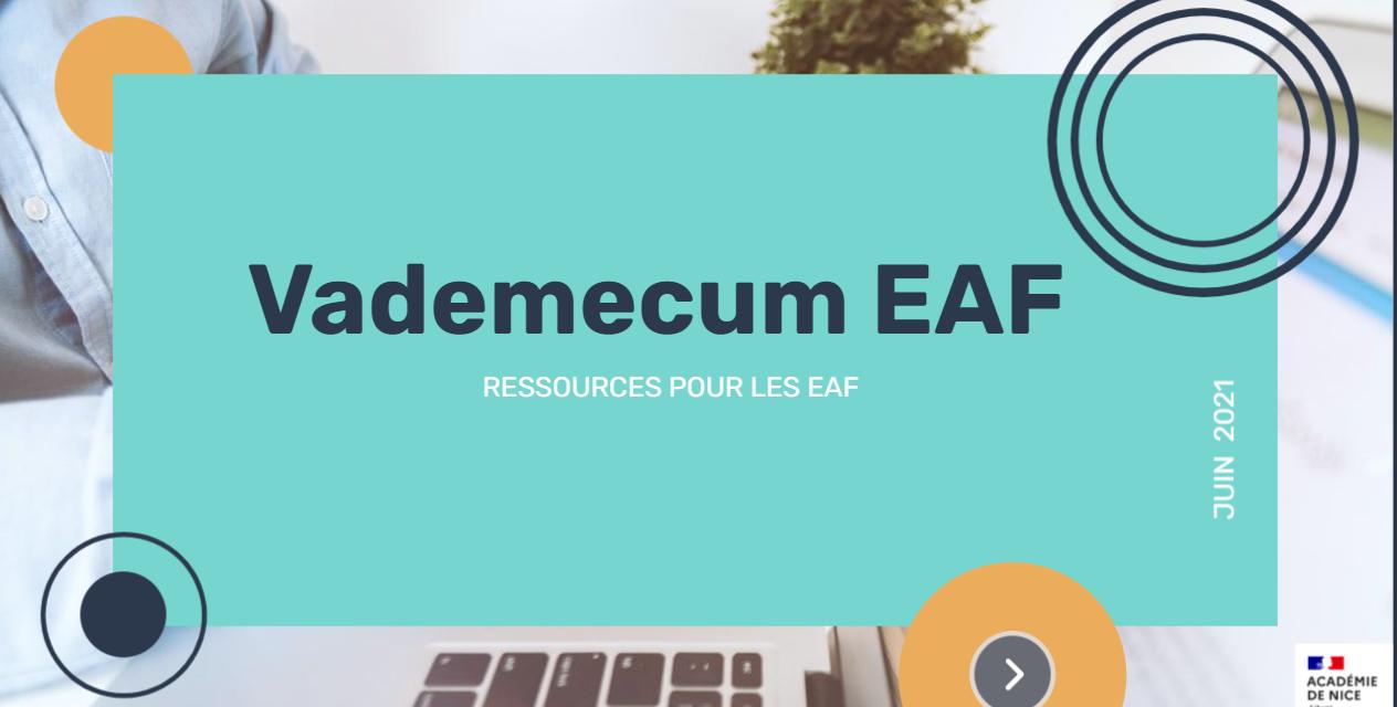 Vademecum EAF