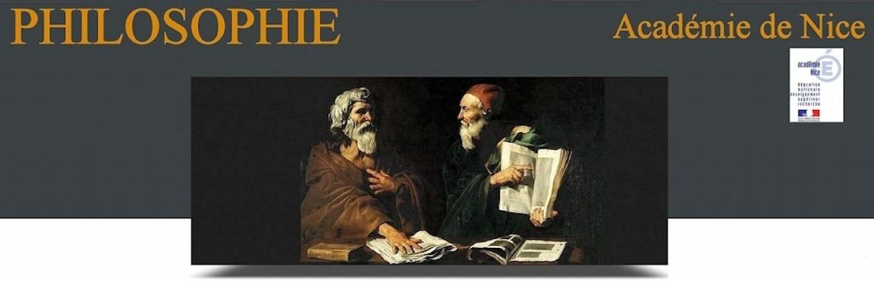 Philosophie Académie de Nice