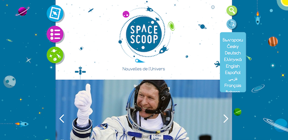 spaceScoop