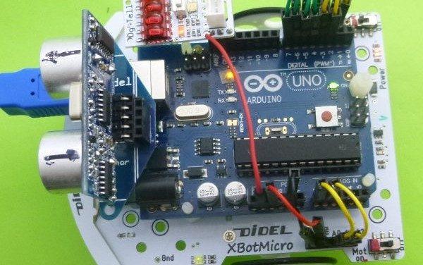 Robotique avec le Xbot #404_2