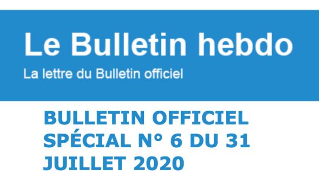 Modalités du baccalauréat 2021