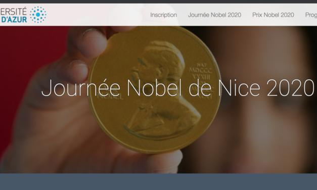 Journée Nobel 2020