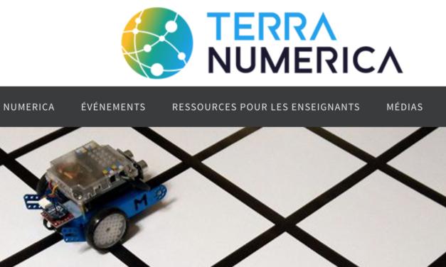 Appel à création de contenus de médiation Terra Numerica
