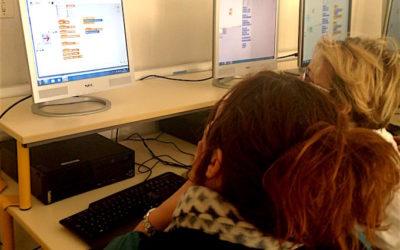 """Les professeurs de 3PEP se réunissent pour """"Scratcher"""" ensemble"""