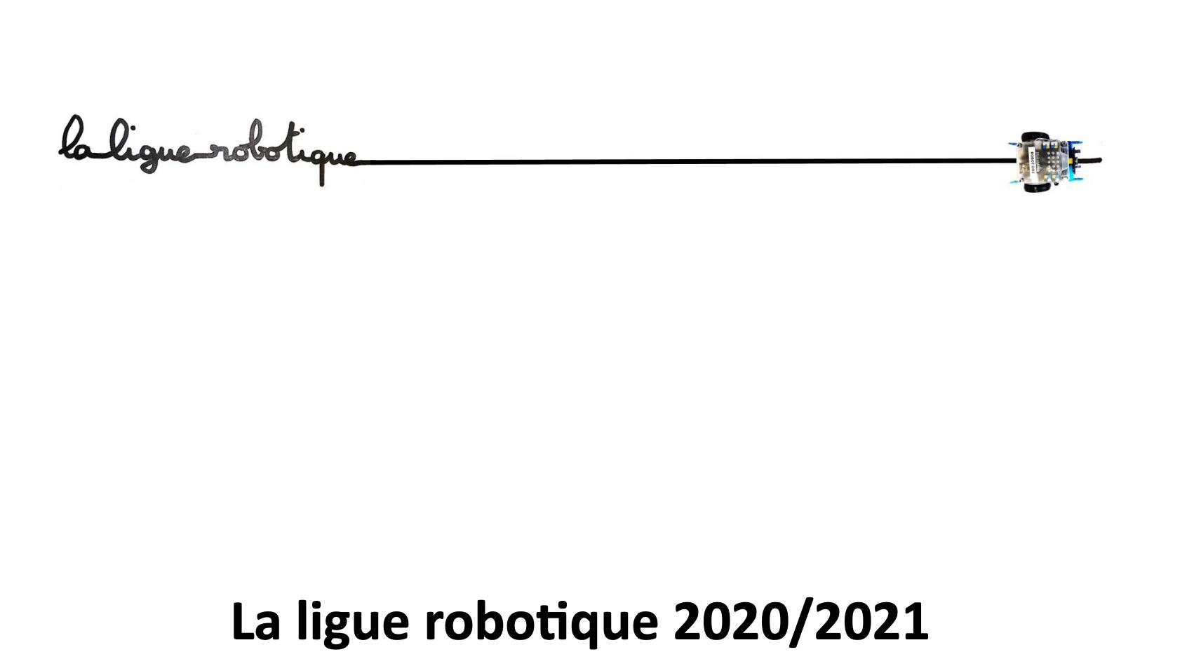 Ligue Robotique : échange de pratiques sur la continuité pédagogique